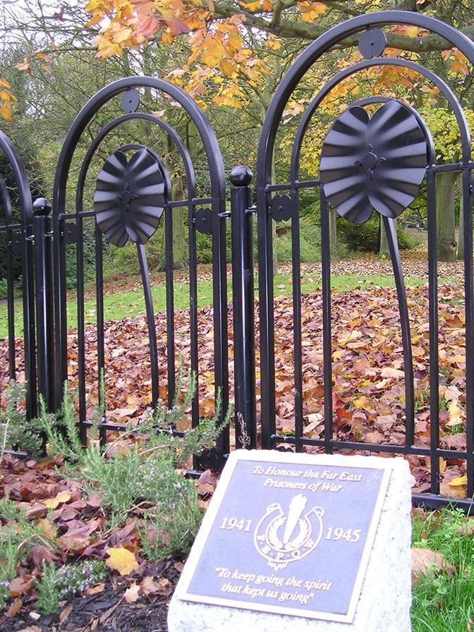 poppy railings
