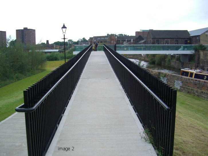mild steel galvanized and powder coated balustrade with handrail
