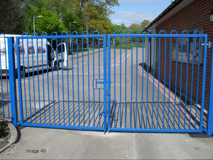 Steel Gate Design Metal Gate Design Steel Gates