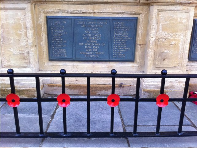 poppy railings
