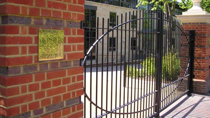 ibstock place school gates