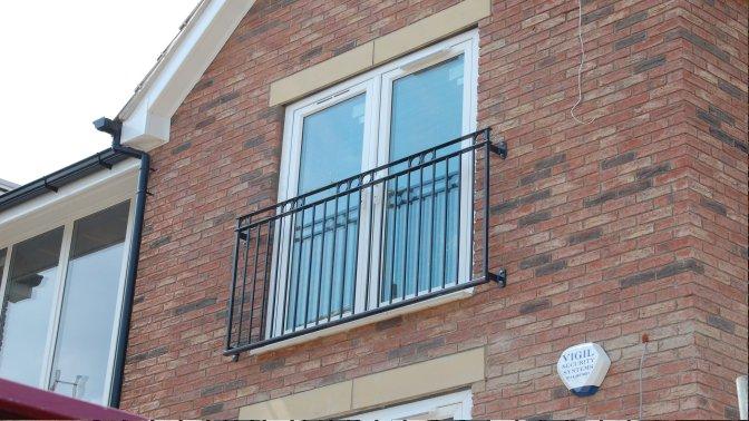 rufford  juliette balcony