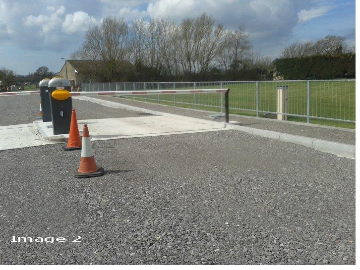 mild steel galvanized M1 Pedestrian Guardrail