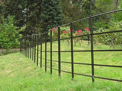 Fencing for Country Houses and Estates