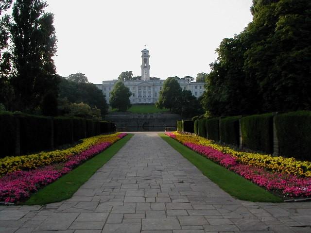 HIghfields Park Restoration Nottingham