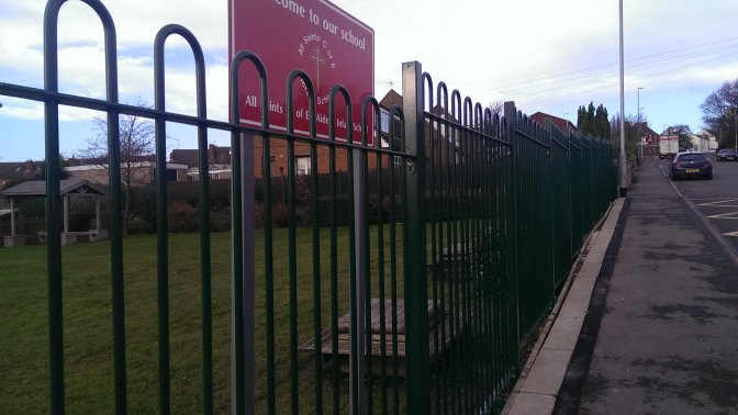 All Saints School, Huthwaite