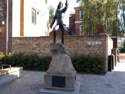 Richard III Monument
