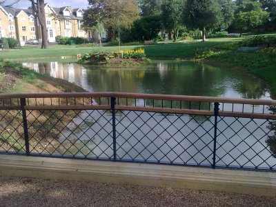 Decorative Railings