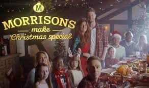 morrisons xmas advert