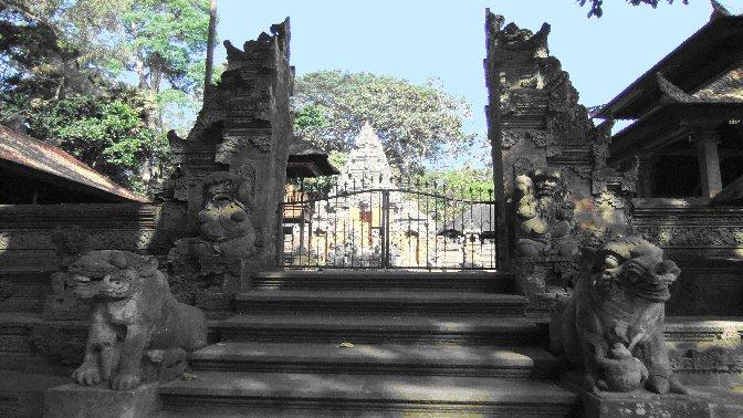 Bali Shrines