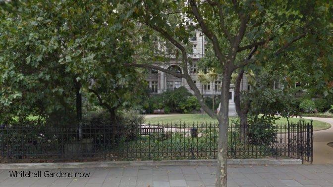whitehall gardens - now2
