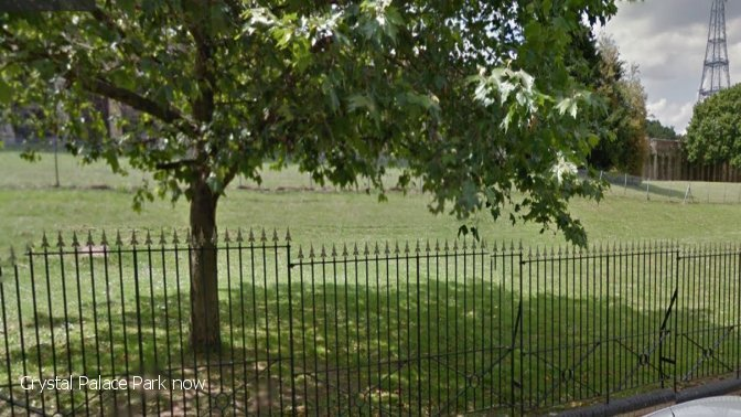 crystal palace park bromley