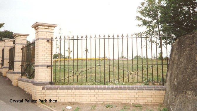 crystal palace park-bromley