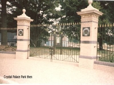 Crystal Palace Park, Bromley