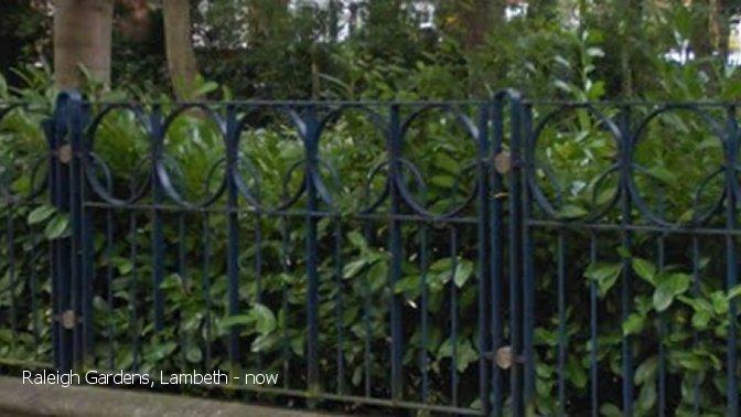 raleigh gardens - now