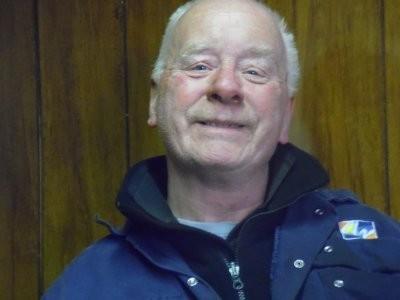 Robert Harpham forklift driver
