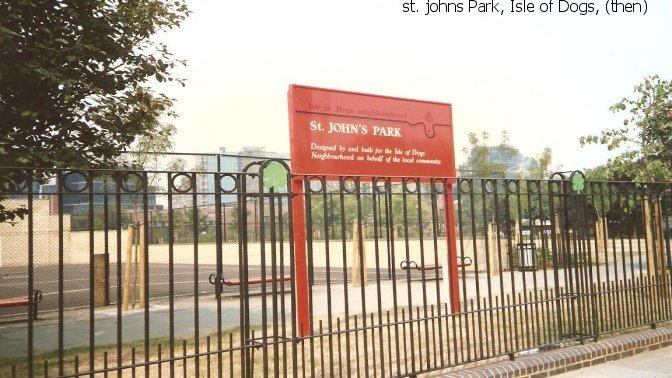 st. johns park, then