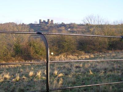 Estate railing High Tor Matlock