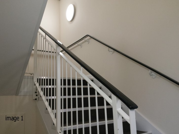stair core railings
