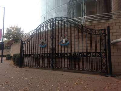 Metal gates retained at NUFC
