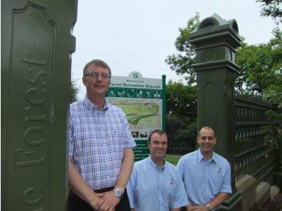 Saving our Parks & Gardens