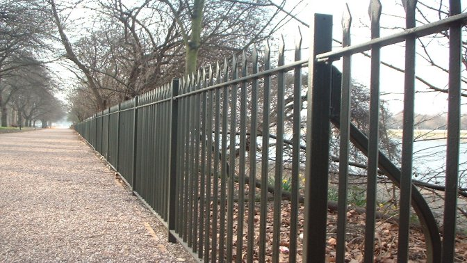 mild steel vertical bar railings galvanized and powder coated