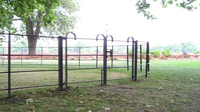 Estate Railings and Gates