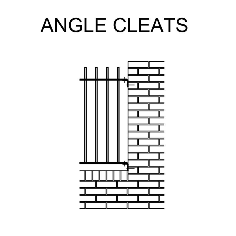 ANGLE CLEATS