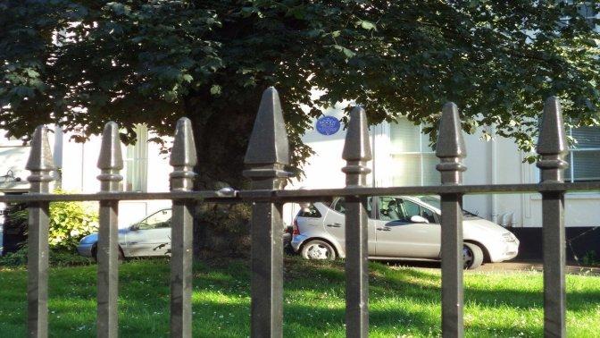galvanized and powder coated Kennington style railings