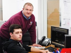 Apprentice CAD design technician joins Alpha Rail to assist with architectural metalwork design