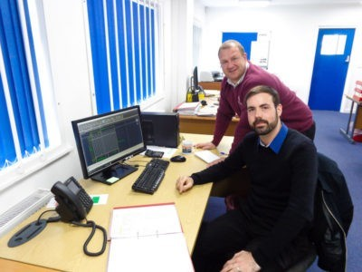 Ashley Evans joins metal railings specialists