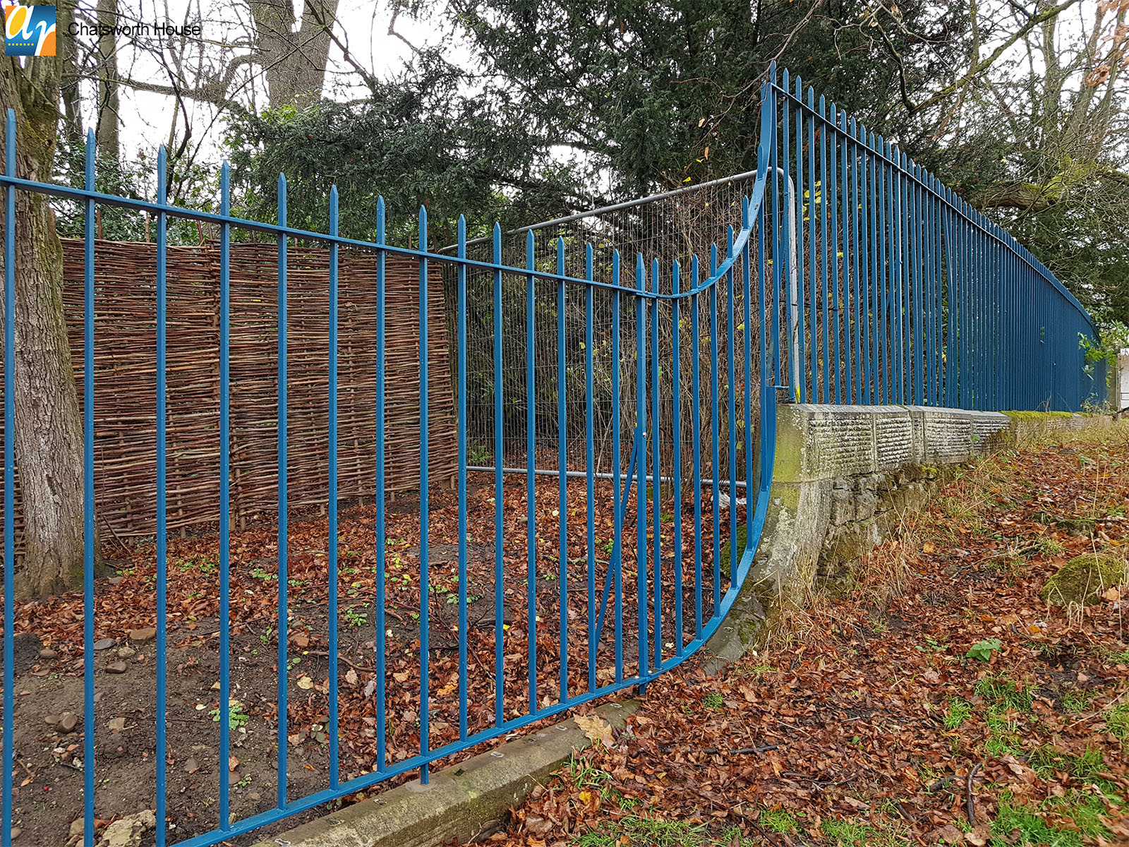 Bespoke metalwork for prestigious properties
