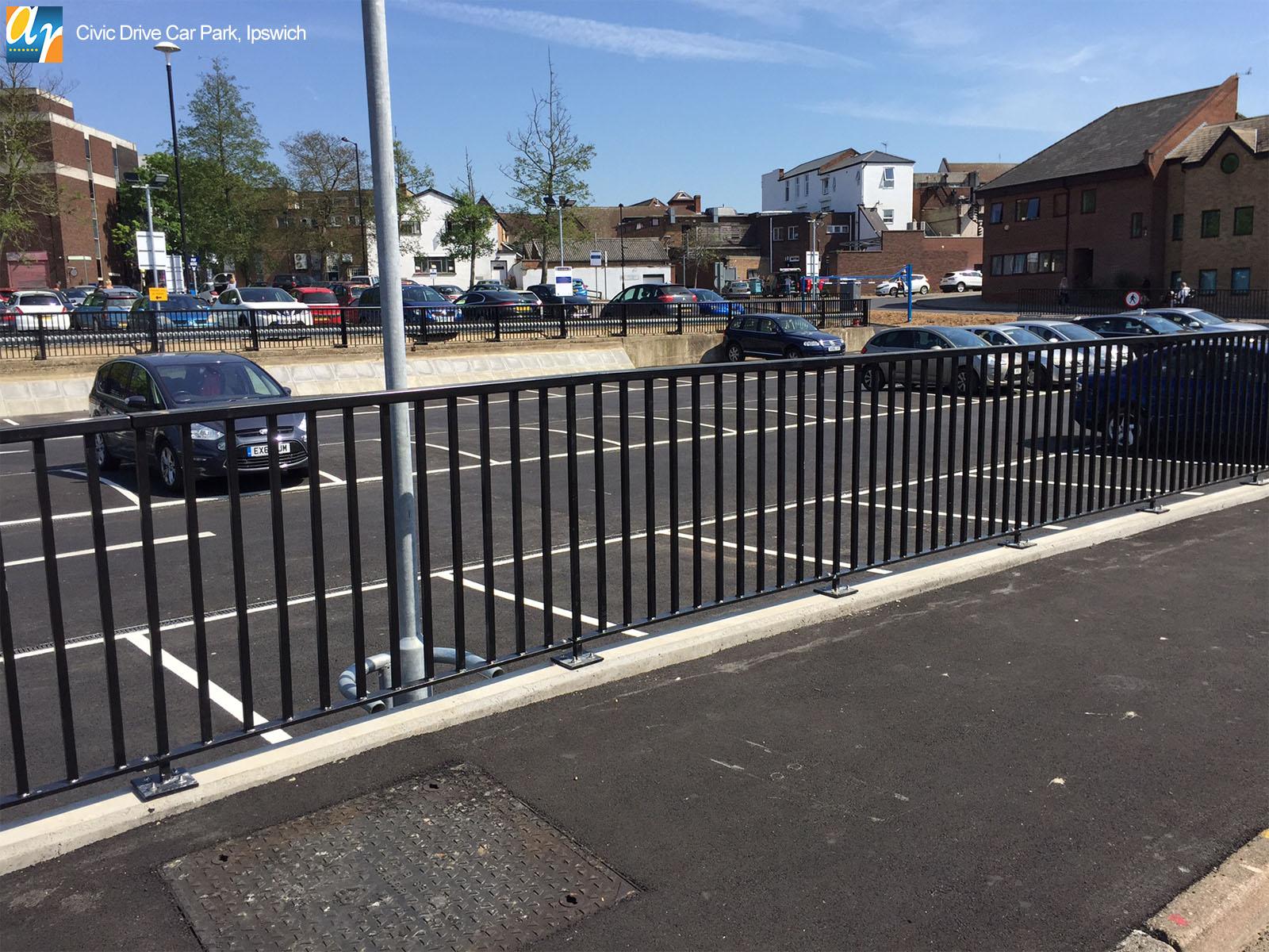 Civic Drive Car Park