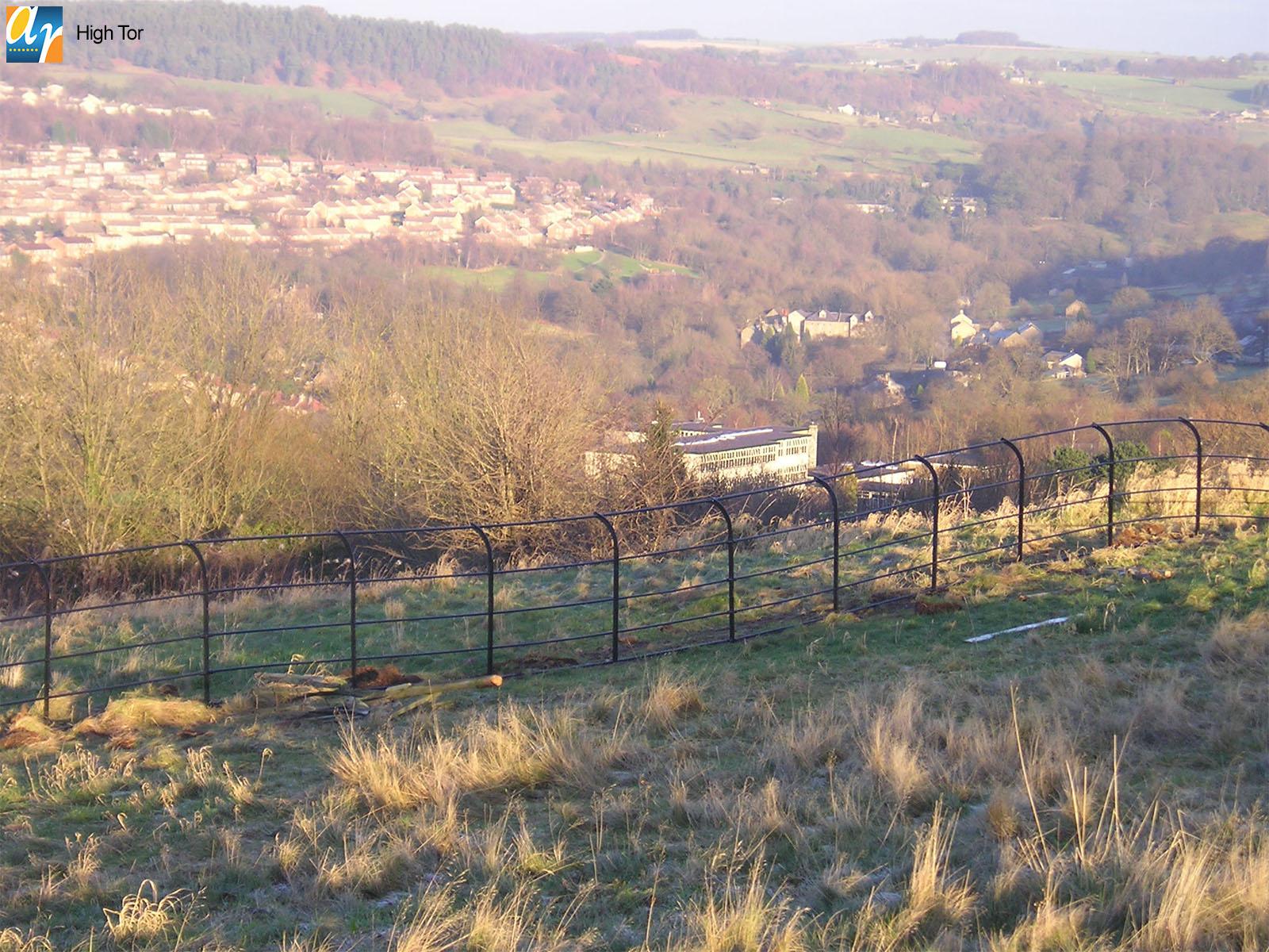 High Tor Estate Rail