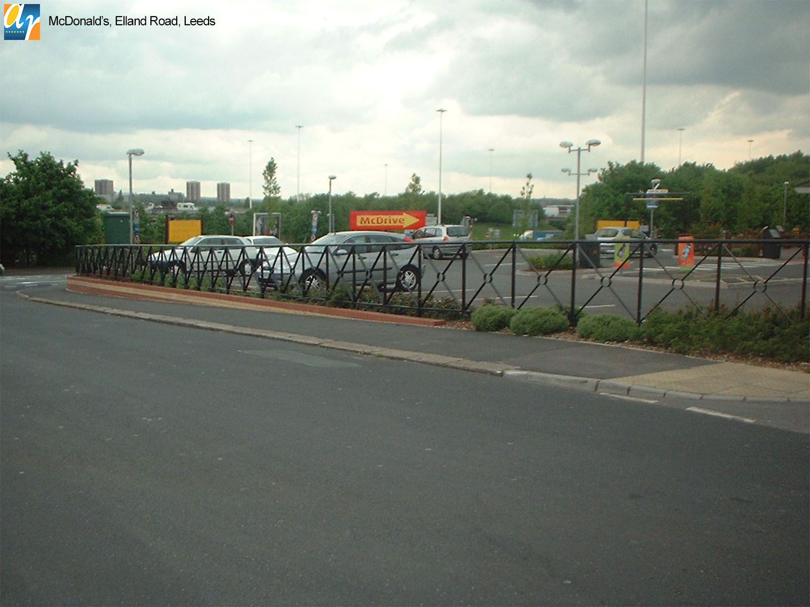 McDonalds Leeds Metalwork