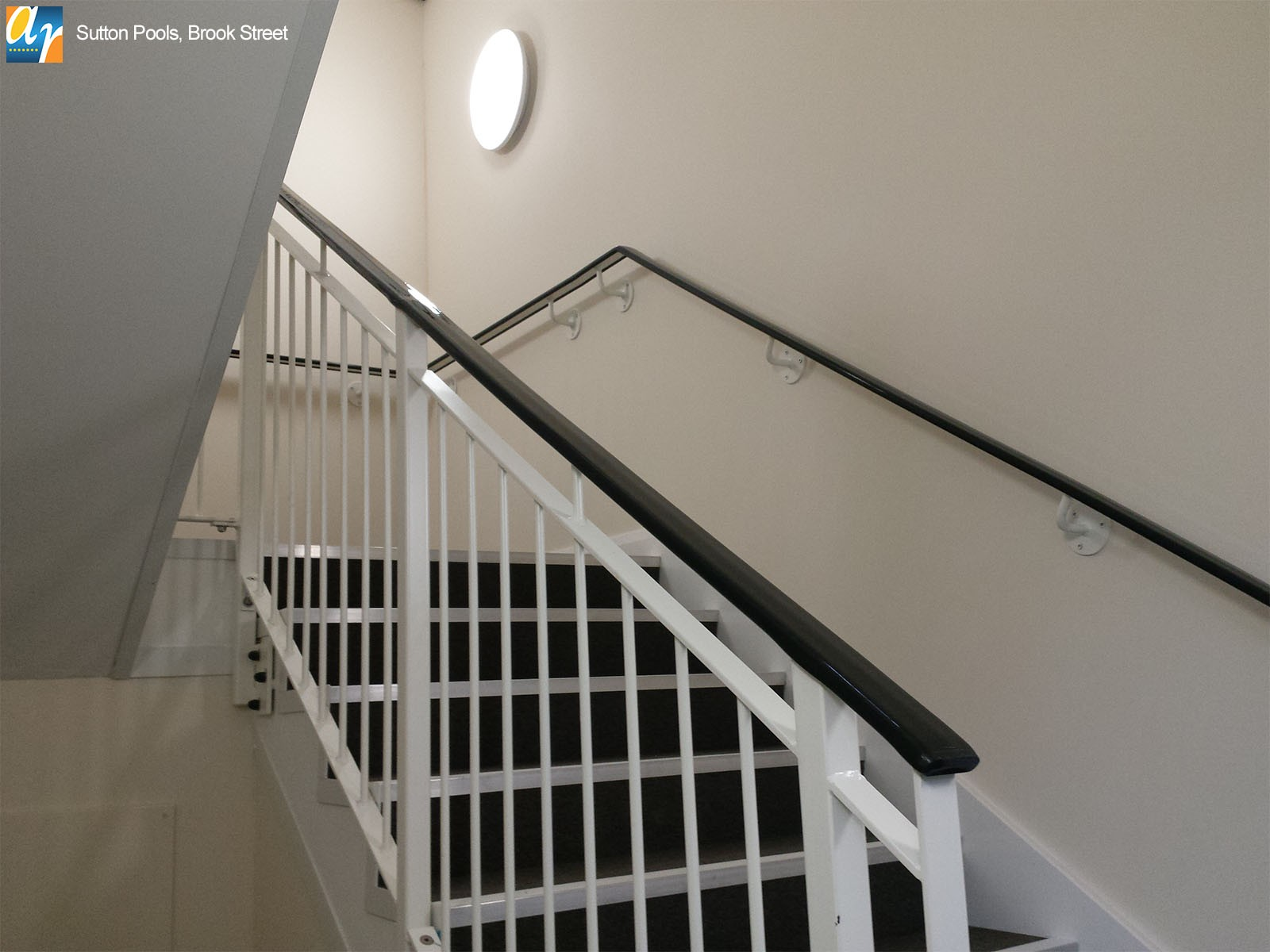 Stair Core balustrade