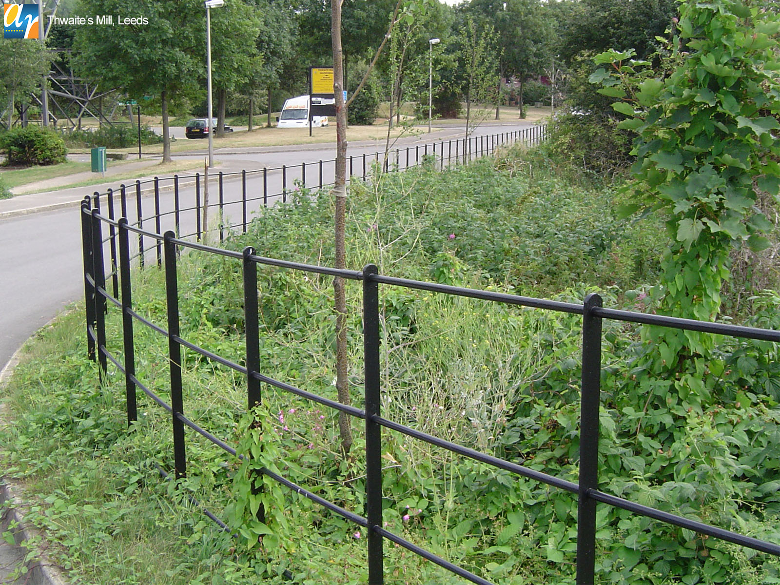 Thwaite's Mill Estate Rail