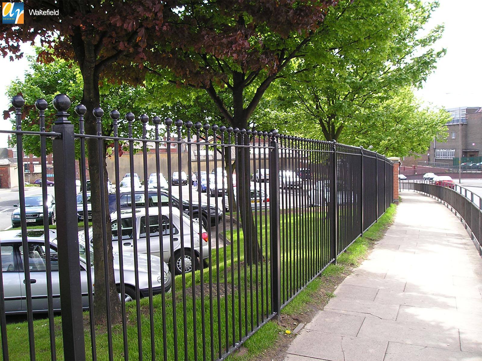 Wakefield Car Park