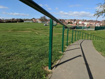 South Street Recreation Ground, South Normanton