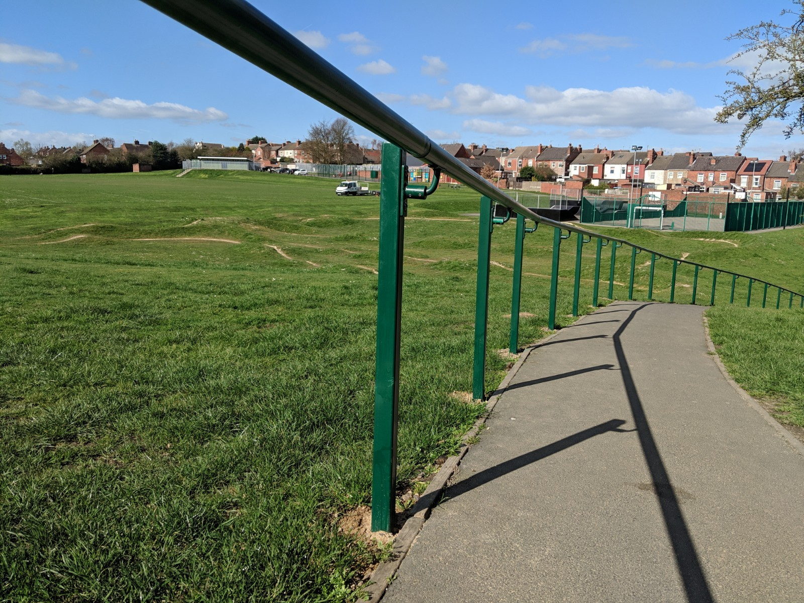 South Normanton Handrail