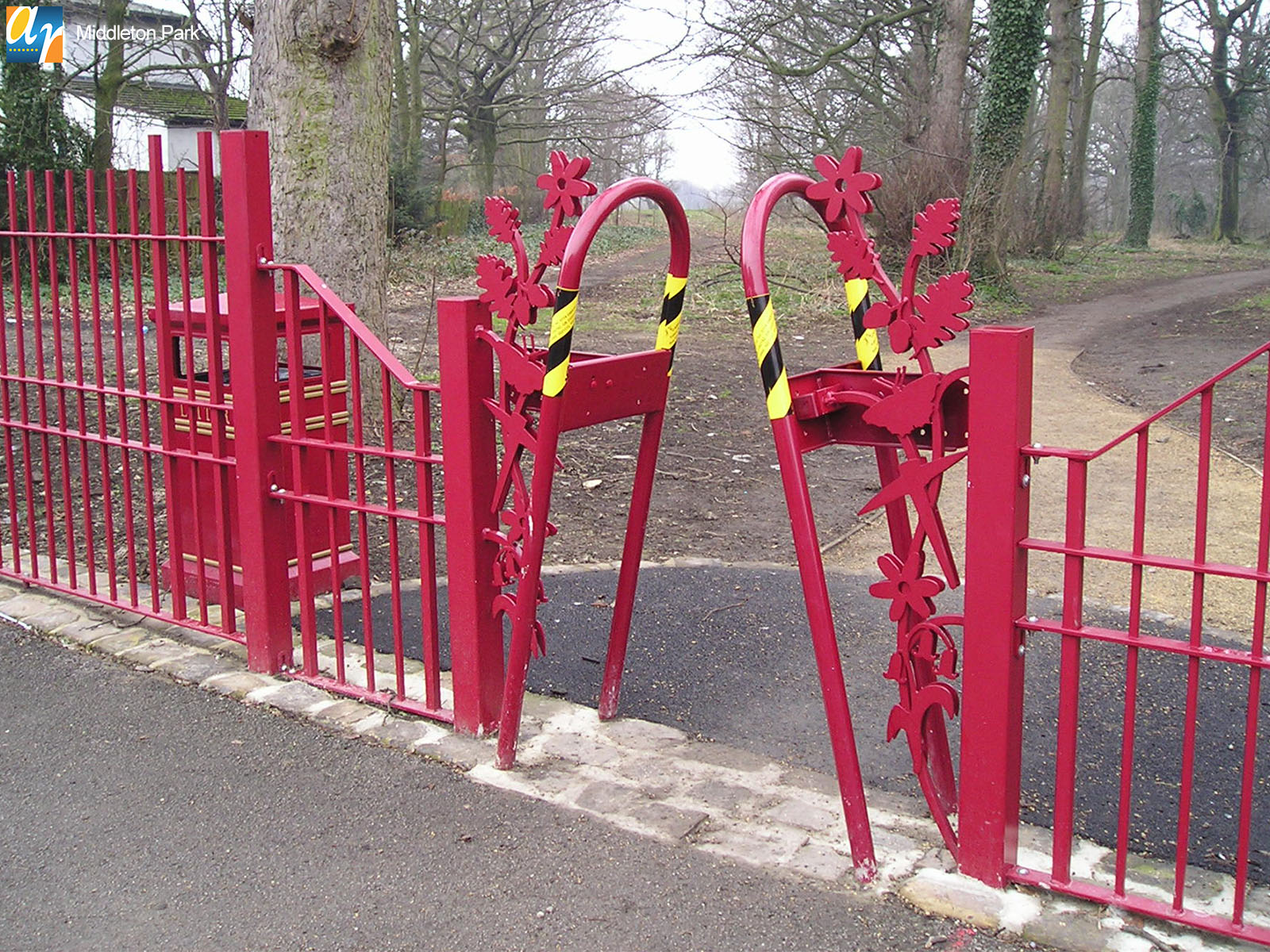 Middleton park bespoke metalwork