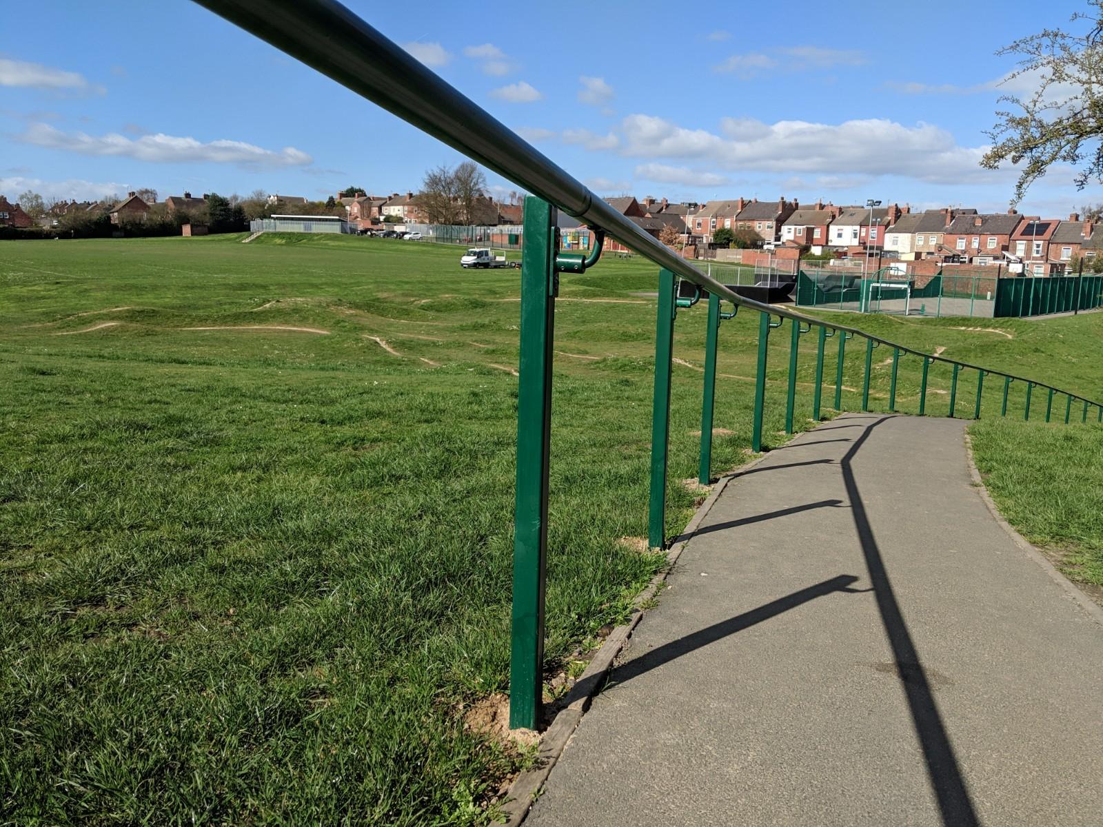 South Normanton Recreation Ground