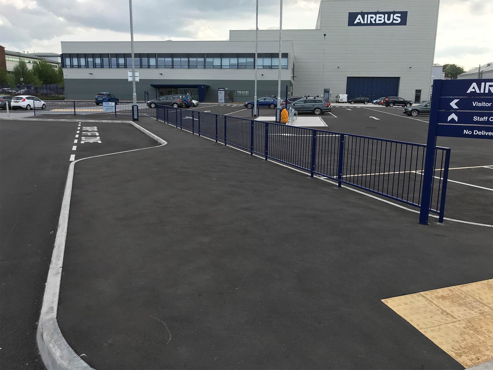 Airbus Chester