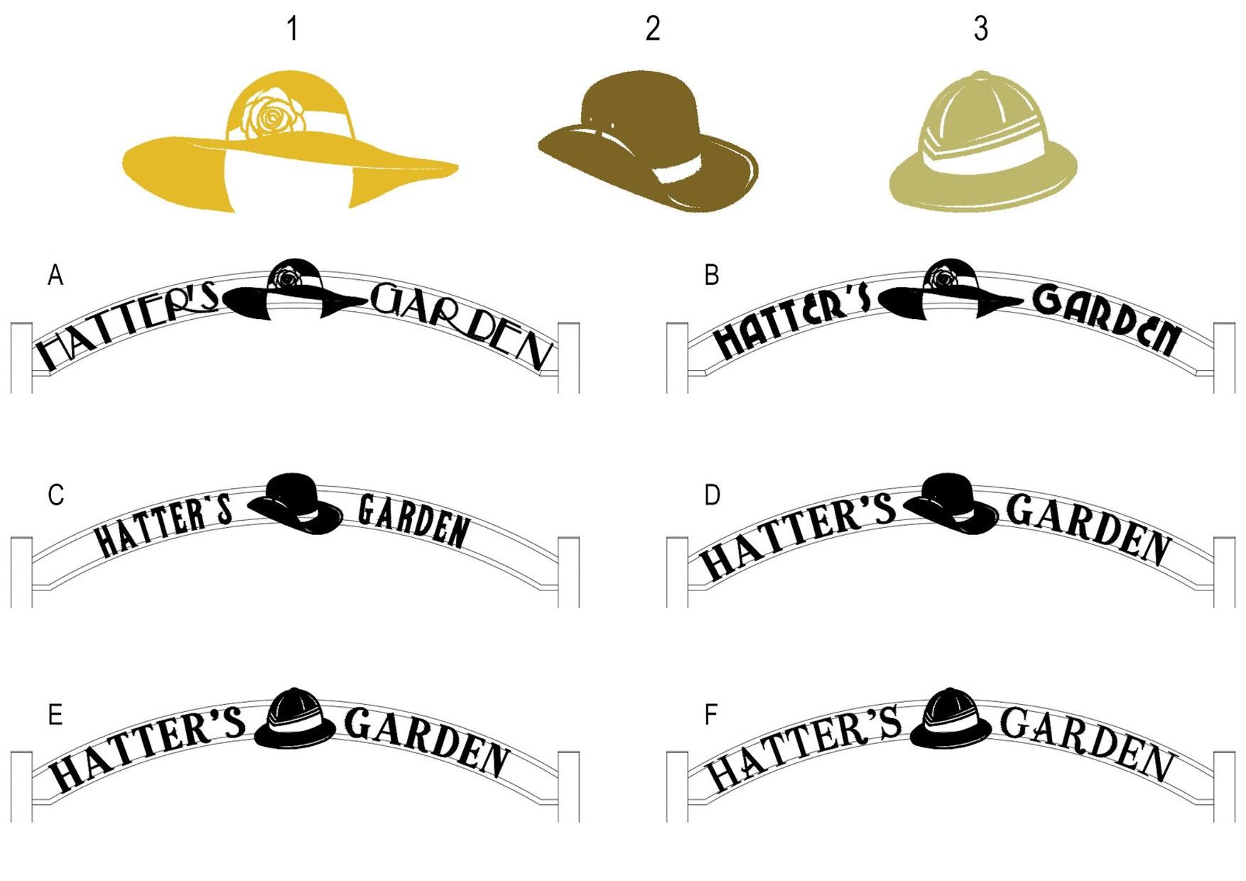 Hatters Garden Options