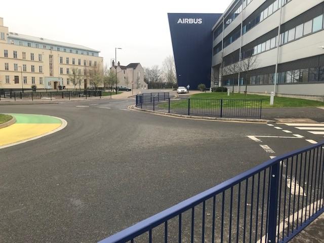 Airbus Bristol Facility